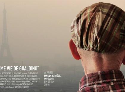 La Neuvième Vie de Gualdino: este Domingo, em Paris